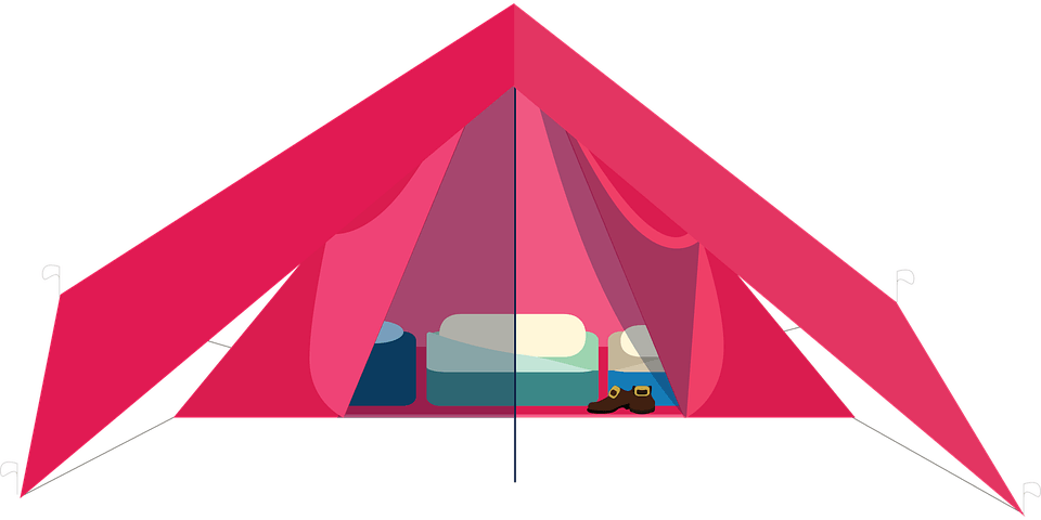 Packing List for Camping in a Tent